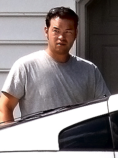 Jon Gosselin Spends Anniversary Weekend Away from Home