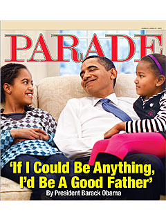 Barack Obama: 'I Have Been an Imperfect Father'