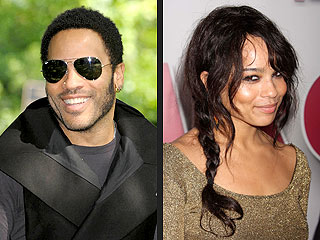 Lenny Kravitz: A 'Trip' to See Daughter Become a Rocker