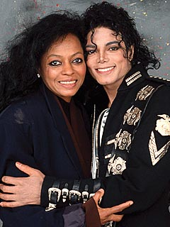 Jackson's Will Names Diana Ross as Backup Guardian