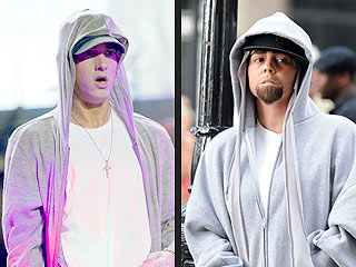 Separated at Birth: Mariah Carey and Eminem?