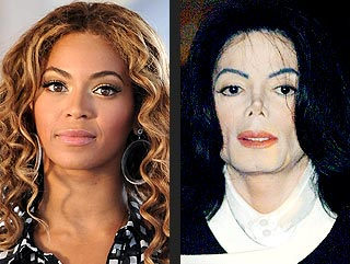 Beyonc&#233;, Top Stars Tip Their Hats to Michael Jackson