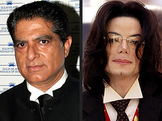 Deepak Chopra: Michael Jackson Had Lupus