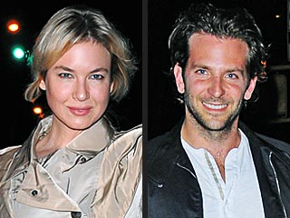 Bradley Cooper and Renée Zellweger on a Date?