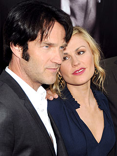 Anna Paquin & Stephen Moyer Are Engaged!