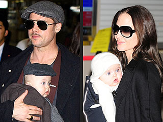 Inside Brad and Angelina's Birthday Party for the Twins!