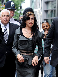Amy Winehouse Testifies She Was Scared of Fan