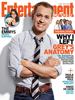 T.R. Knight Says Leaving Grey's Was 'the BestDecision'