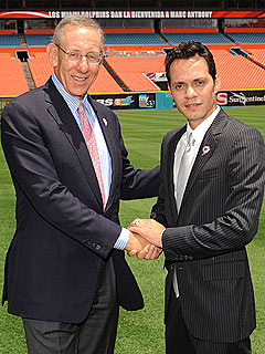 Marc Anthony Buys Stake in Miami Dolphins