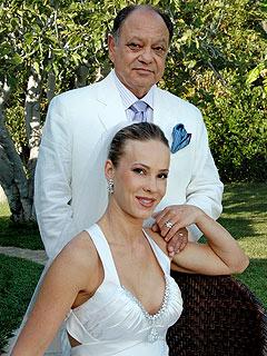 PHOTO EXCLUSIVE: Cheech Marin's Beach Wedding