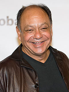 The 71-year old son of father Oscar Marin and mother Elsa Meza, 168 cm tall Cheech Marin in 2017 photo