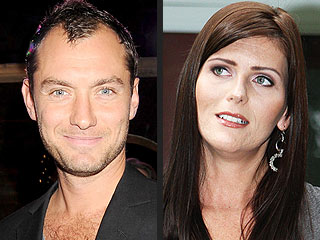 Jude Law's Baby-to-Be's Name Revealed