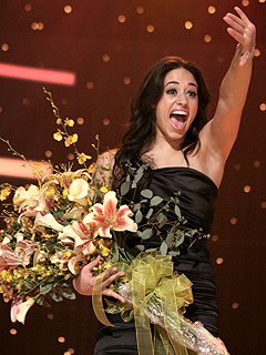 Jeanine Mason Knows She Can Dance