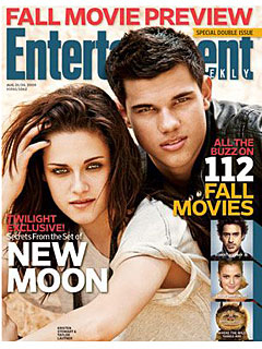 Kristen Stewart Says She'd 'Kill' for Taylor Lautner