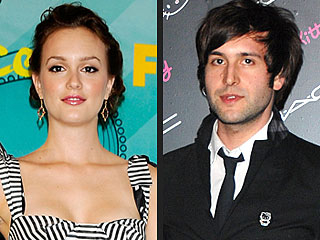 Bandmate Reveals How 'Girly' Leighton Meester Is