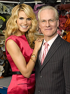 Tim Gunn On Heidi Klum's 'Incredible' Style