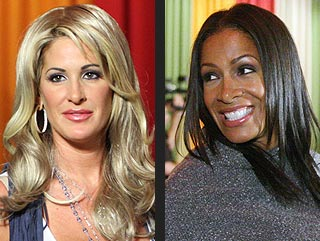 Real Housewives Gets Even Wackier ThanWig-Pulling!
