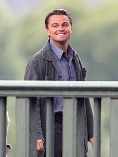 PEOPLE Goes Inside Leonardo DiCaprio's Top-Secret Movie Set