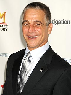 Tony Danza Heads to Philadelphia to Teach