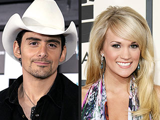 Brad Paisley and Carrie Underwood Reunite to Host CMAs