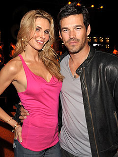 Brandi Glanville: Ex Eddie Cibrian and I 'Save Face for the Kids'