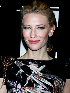 Cate Blanchett: I Love Raising Boys