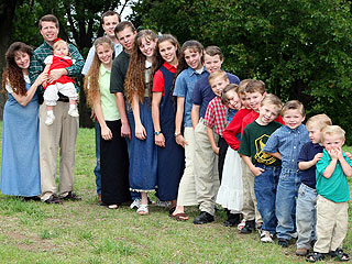 POLL: What Should the Duggars Name Baby No. 19?