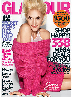 Gwen Stefani Doesn't Rule Out Becoming Tabloid Fodder