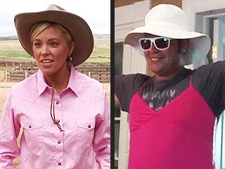 Jon & Kate Plus 8: Kate Fires a Gun, Jon Dresses In Drag