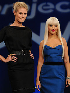 Christina Aguilera to Guest Judge Project Runway