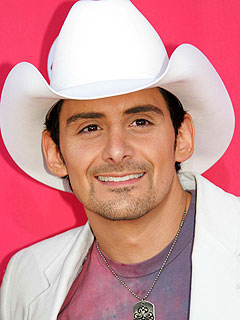 Brad Paisley Won't Campaign for Entertainer of the Year