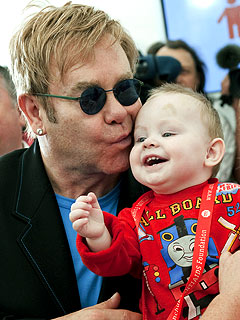 Elton John Cannot Adopt Ukrainian Orphan