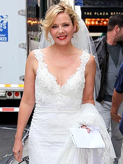 PHOTO: Could Samantha Jones Actually Be Tying the Knot?