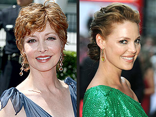 Costar Sharon Lawrence: Katherine Heigl Will Be a Great Mom