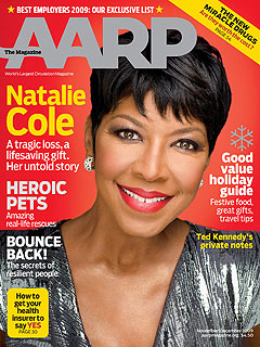 Natalie Cole Coping with Life's Joys and Sorrows
