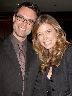Lost's Sonya Walger Calls Married Life a 'Sweet Thing'