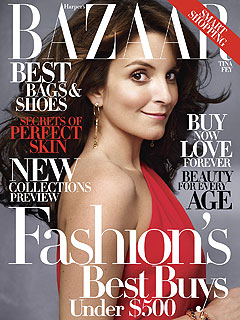 Tina Fey: Liz Lemon Really a Bumbling Carrie Bradshaw