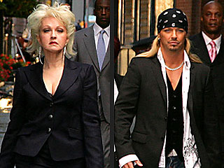 PHOTO: Bret Michaels, Cyndi Lauper Join Celebrity Apprentice