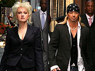 PHOTO: Bret Michaels, Cyndi Lauper Join CelebrityApprentice