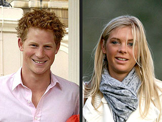 Prince Harry and Chelsy Davy Reunite!