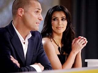Kim Kardashian Guest Judges Top Model