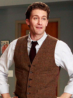 Glee's Matthew Morrison Inks Record Deal