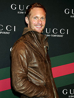 What's True Blood Star Alexander Skarsgard's Type?