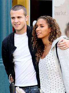 Leona Lewis Defends Electrician Boyfriend