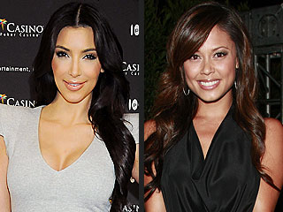 Kim Kardashian & Vanessa Minnillo Team Up For CSI: NY