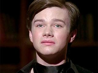 Glee's Chris Colfer Reveals Real-Life Story Behind Kurt's DivaMoment