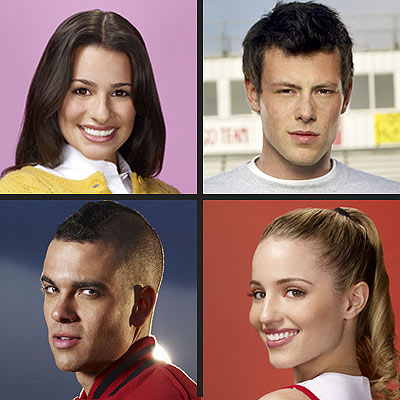 POLL: Which Glee Couple Should BeTogether?