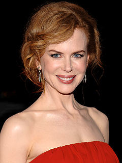Nicole Kidman: Post-Baby Curves Helped Me Land Nine