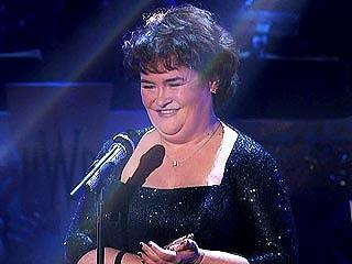 Susan Boyle Loves Hollywood, DonnyOsmond