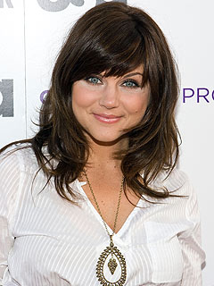Pregnancy Makes Tiffani Thiessen Crave Red Meat